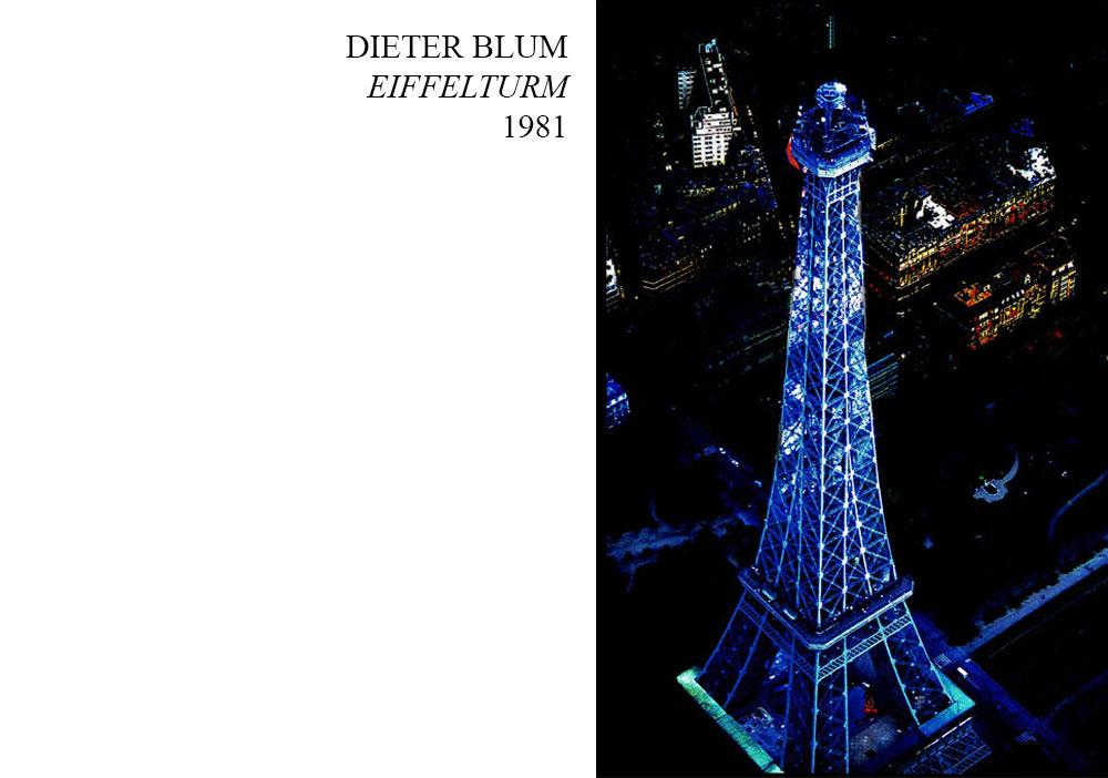 (de /) Dieter Blum